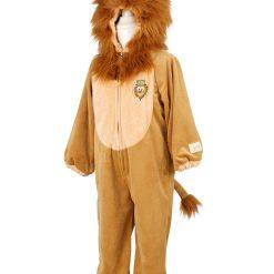 Combinaison de lion 4ans