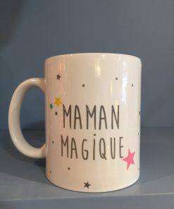 mug maman magique